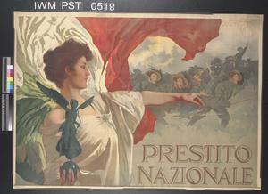Prestito Nazionale [National Loan]