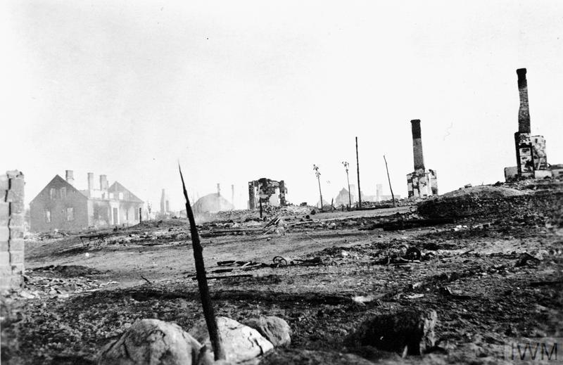 THE GERMAN-SOVIET INVASION OF POLAND, 1939