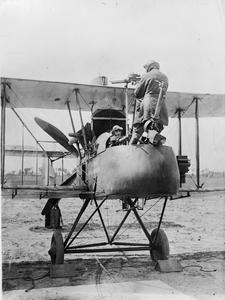 THE ROYAL FLYING CORPS DURING THE FIRST WORLD WAR