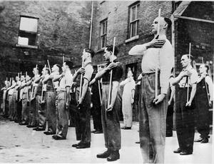 THE HOME GUARD IN BRITAIN DURING THE SECOND WORLD WAR