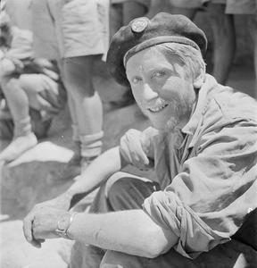 SECOND WORLD WAR 1939 - 1945: LONG RANGE DESERT GROUP