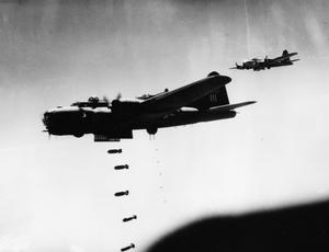 STRATEGIC AIR OFFENSIVE AGAINST GERMANY