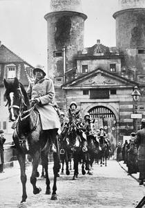 THE REOCCUPATION OF THE DEMILITARISED ZONE OF THE RHINELAND, 7 MARCH 1936