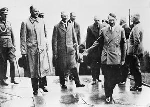THE CZECHOSLOVAK CRISIS 1938 - 1939
