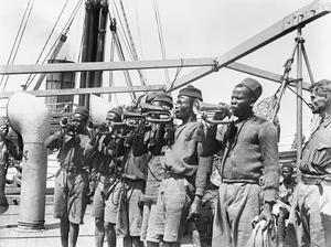 THE NIGERIA REGIMENT DURING THE FIRST WORLD WAR