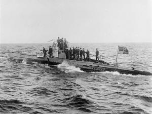 THE GERMAN NAVY IN THE FIRST WORLD WAR