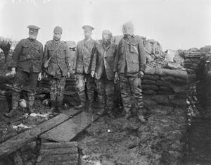 THE SCOTS GUARDS ON THE WESTERN FRONT 1914-1917