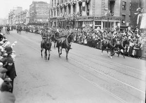 VICTORY PARADE, LONDON, 19 JULY 1919
