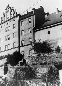 OFLAG 4C POW CAMP, COLDITZ CASTLE, SAXONY, GERMANY DURING THE SECOND WORLD WAR