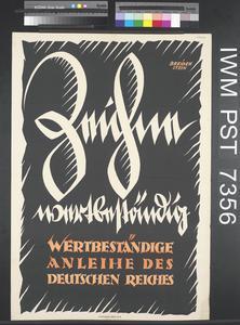 Wertbeständige Anleihe des Deutsches Reichs [Stable Value Loan of the German Empire ]