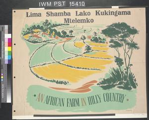 An African Farm in Hilly Country