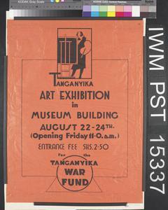 Tanganyika Art Exhibition