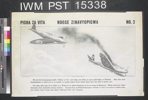 Picha za Vita - Ndege Zinavyopigwa [War Pictures No.2 - How Planes Are Hit]