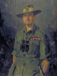 General Sir William Slim, GBE, KCB, DSO, MC