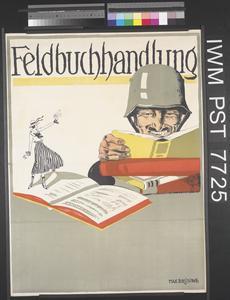 Feldbuchhandlung [Field Bookshop]