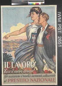 Il Lavoro  - Ecco il Nuovo Dovere! [Work - That's the New Duty!]