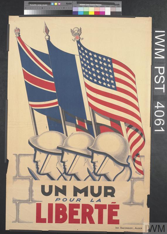 Un Mur Pour la Liberté [A Wall for Freedom]