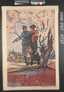 Comité Américain Pour les Régions Dévastées de France [American Committee for the Devastated Regions of France]