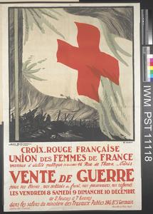 Croix-Rouge Française - Vente de Guerre [The French Red Cross - War Sale]