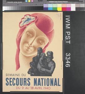 Semaine du Secours National [National Aid Week]