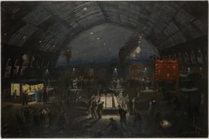 A Railway Terminus