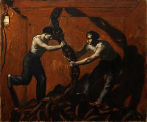 The Merchant Navy: The chain-locker