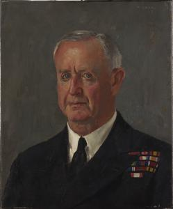 Admiral of the Fleet Sir Andrew Cunningham : Bt GCB, DSO