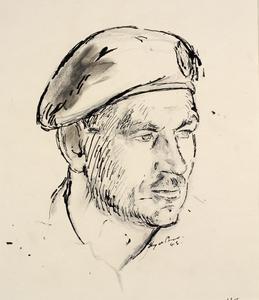 Lieutenant-Colonel A S Pearson : DSO and BAR, 1 Bn, 1st Parachute Brigade