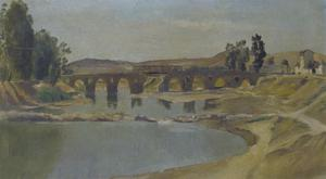 The Bailey Bridge at Medjez-el-Bab