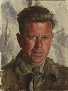 Lieutenant W F Smyth : A gunner officer