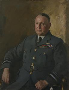 Air Marshal Sir Leslie Hollinghurst, KBE, CB, DFC
