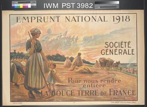 Emprunt National 1918 - Société Générale [National Loan 1918 - Société Générale]