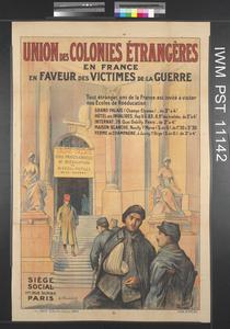 Union des Colonies Étrangères [Union of Foreign Colonies]