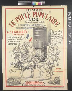 Le Poele Populaire [The Popular Stove]