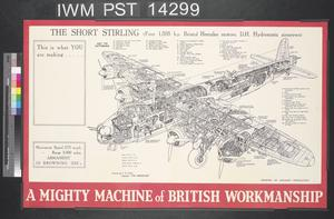 A Mighty Machine of British Workmanship - The Short Stirling