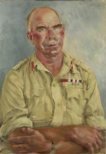 Major-General G C Kemp, CB, MC