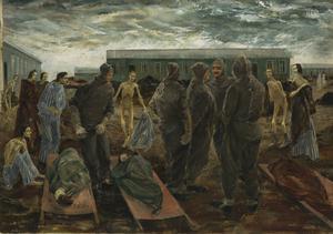 Sick Women and the Hooded Men of Belsen