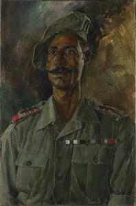 Subedar-Major Musank Khan