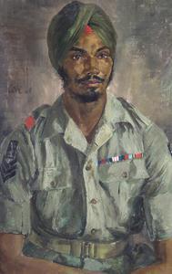 Havildar Gurbakhsh Singh IDSM MM