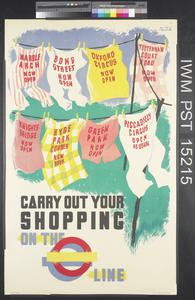 Carry Out Your Shopping on the Line