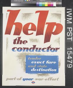 Help the Conductor