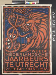 Jaarbeurs te Utrecht [Annual Fair in Utrecht]