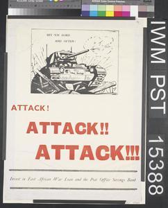 Attack! Attack!! Attack!!!