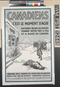 Canadiens - C'est le Moment d'Agir [Canadians - It's Time to Take Action]