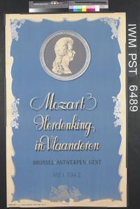 Mozart Herdenking in Vlaanderen [Mozart Commemoration in Flanders]