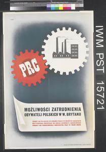 PRC - Mozliwosci Zatrudnienia [Possibilities of Employment]