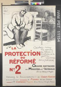 La Protection du Réformé No. 2 [Protection for Category Two Invalided Soldiers]