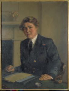 Mrs Laughton Mathews, CBE