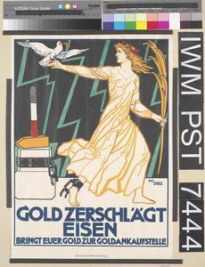 Gold Zerschlägt Eisen [Gold Beats Iron]