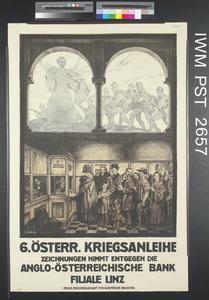 Sechste Österreichische Kriegsanleihe [Sixth Austrian War Loan]